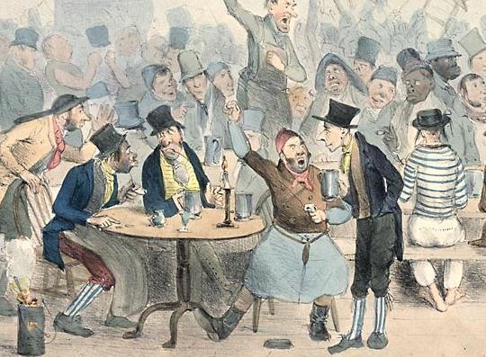 Lịch sử phong trào nghiệp đoàn ở nước Anh – Kỳ 2: Đạo luật Kết hợp năm1799