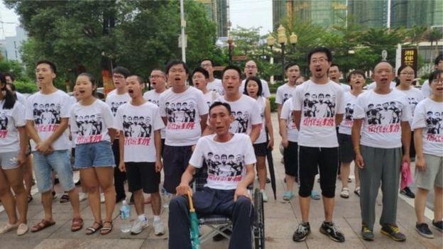 Sinh viên và phong trào liên kết với công nhân ở TrungQuốc