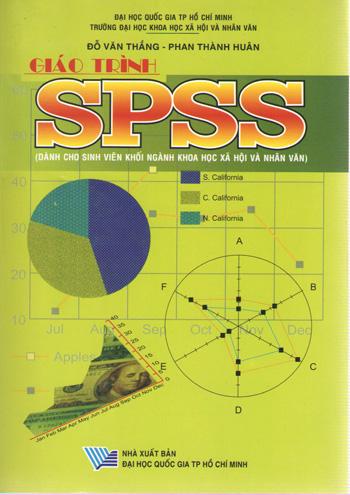 Tặng sách in giáo trình Phân tích dữ liệu bằng phần mềmSPSS