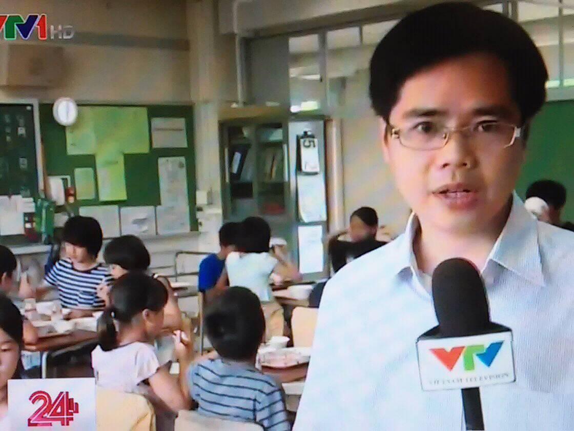 Chính phủ Nhật đã lo bữa ăn trưa cho học sinh thếnào?