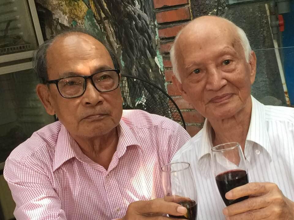 Giáo sư Nguyễn Kim Đính đã làm xong thủ tục để nhận 884 triệu đồng tiền lươnghưu