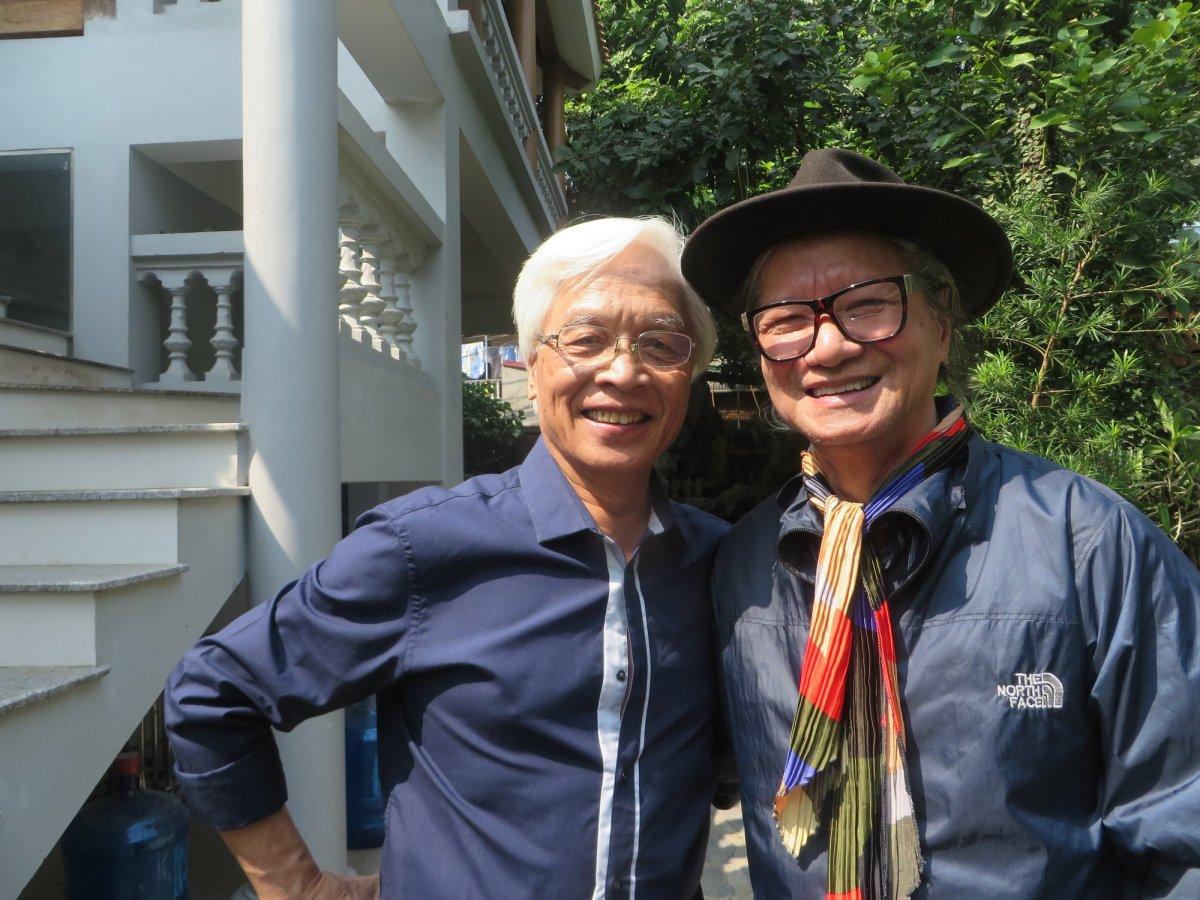 Thư đạo diễn Trần Văn Thủy gửi giáo sư ChuHảo