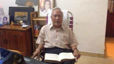 Bác sĩ Nguyễn Đan Quế- chủ nhân phòng thí nghiệm phân rã phóng xạ đầu tiên của Việt Nam, cố vấn thứ nhất của Nghiệp đoàn sinh viên Việt Nam