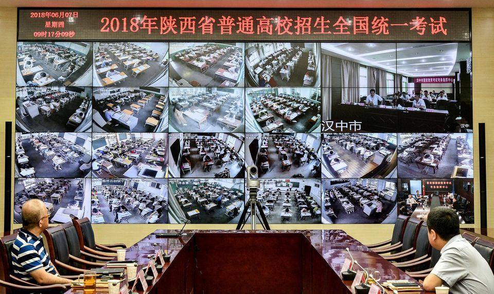 Đảng cộng sản Trung Quốc chèn ép các giảng viên đạihọc