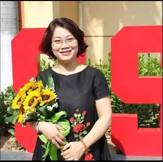 Ông Đàm Ngọc Tuyên viết thư cho cô giáo Trần ThuHương