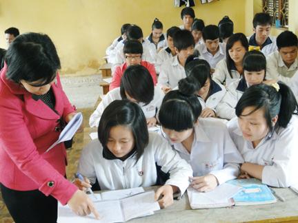 Bàn về học giỏi cấp trung học phổ thông ở ViệtNam