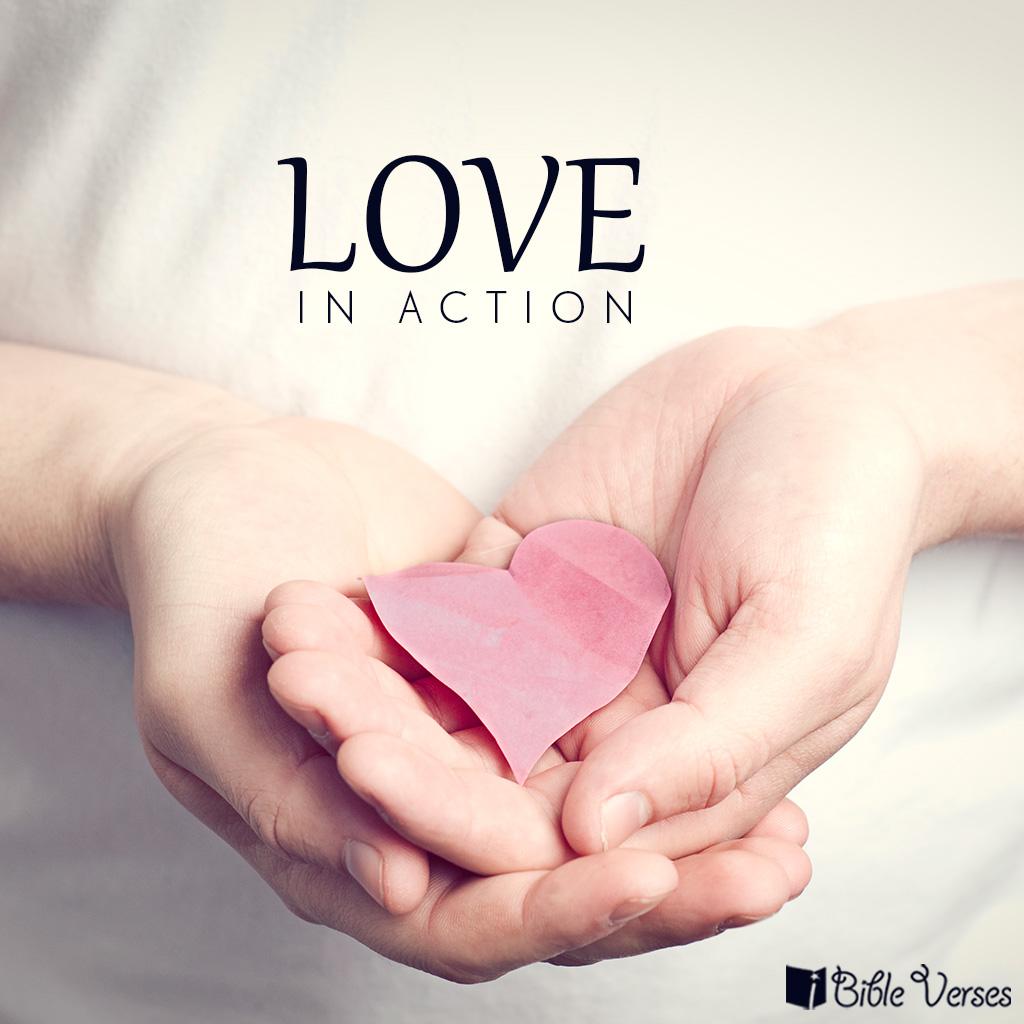 Yêu là hànhđộng