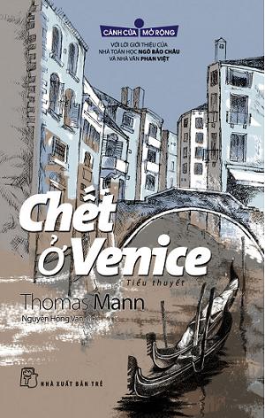 Tặng sách in Chết Ở Venice của ThomasMann