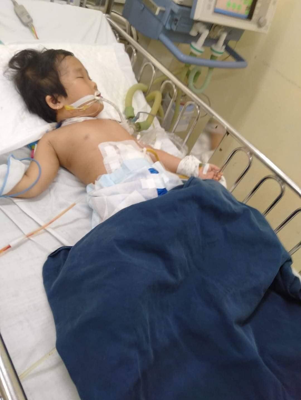 Nhờ giúp đỡ cháu Nguyễn Thị Ý Nhi  trong bệnhviện