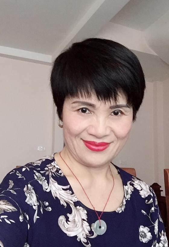 Chuyên gia tâm lý giáo dục Lã Minh Luận- quyền chủ tịch nhiệm kỳ 2019-2020 của Nghiệp đoàn giáo chức Việt Nam