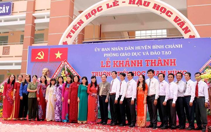 Lời tố cáo và kêu cứu của một giáo viên trường tiểu học Phạm Hùng, xã Bình Hưng, huyện Bình Chánh, thành phố Hồ ChíMinh